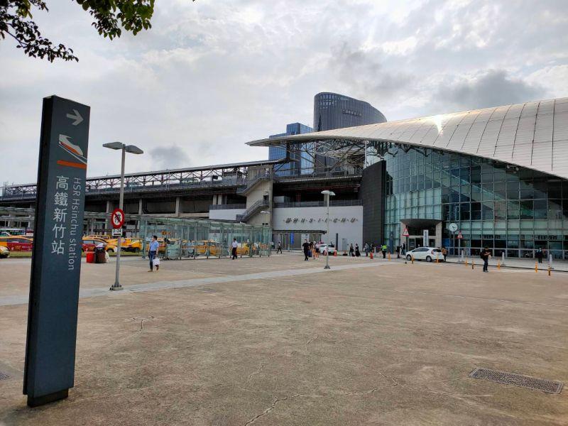 ▲竹北高鐵特區近一年來,也有不少香港人看屋購房。(圖/NOWnews資料照片)