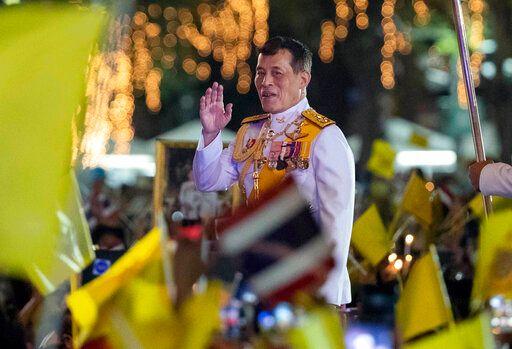 ▲泰國王室動態一直是外界關注焦點,最近泰國國王瓦吉拉隆功傳出又當爸,再度引發討論。(圖/美聯社/達志影像)