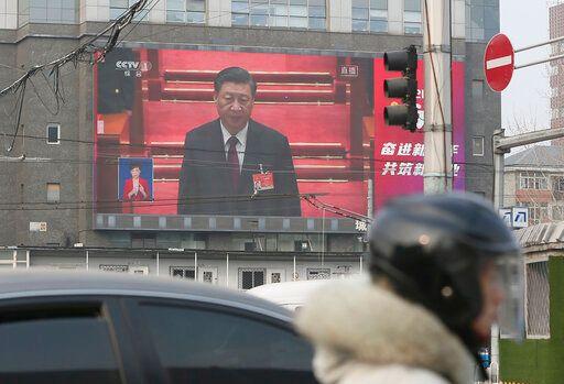 ▲《紐約時報》指出中國正在改變全球媒體格局。圖為北京街景。(圖/美聯社/達志影像)