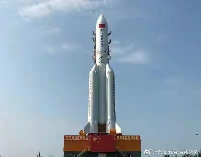 中國火箭失控墜落 吳政忠:如涉及台灣會啟動機制