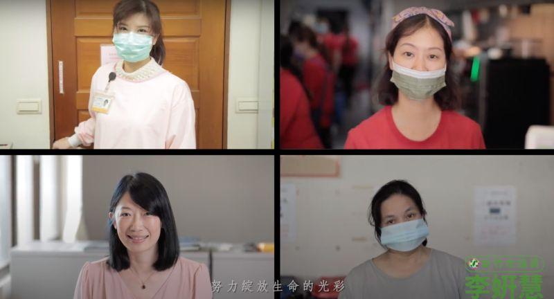 母親節前夕 李妍慧推影片向新竹市的媽媽們致敬