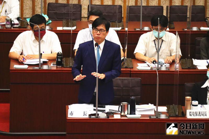 陳其邁表態 支持政院版三接外推、藻礁公投將投不同意