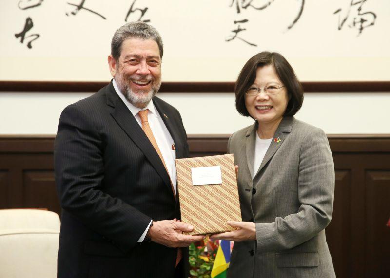 Let Taiwan Help!「三聖」邦交國 齊聲援台灣參與WHA