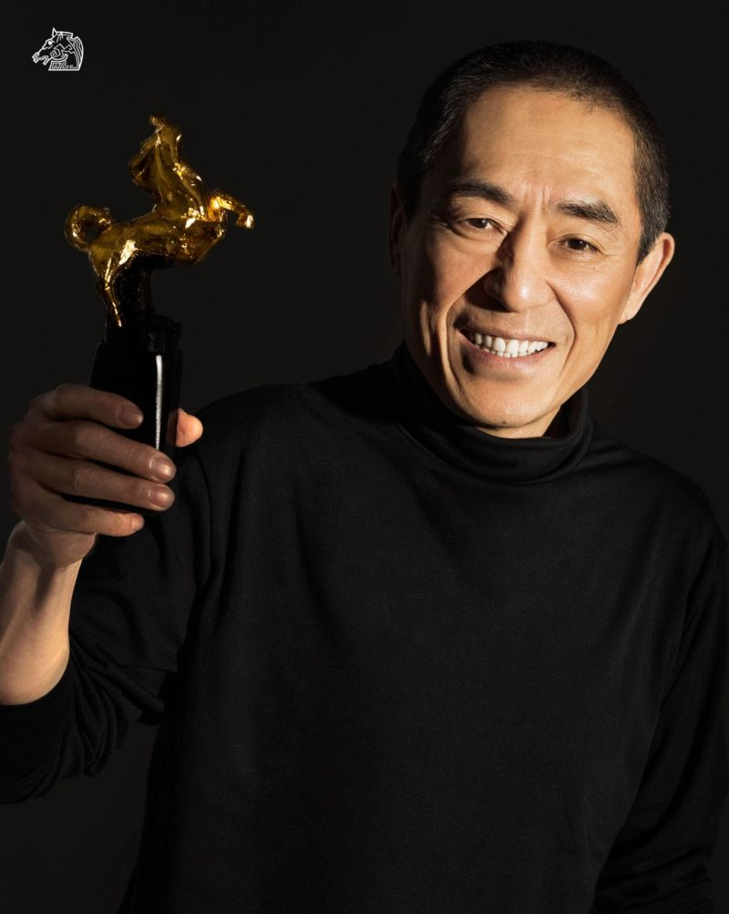▲張藝謀曾以《影》拿下第55屆金馬獎最佳導演獎。(圖/金馬執委會提供)