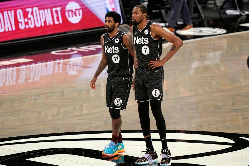 NBA/籃網拚G6晉級西決 奈許:KD、哈登沒上場時間限制