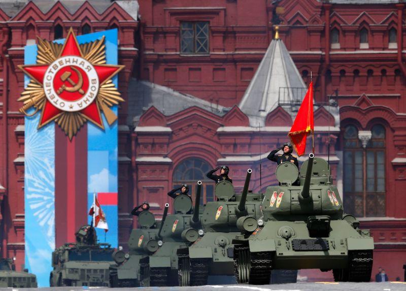 俄羅斯指定美國和捷克 為不友善國家