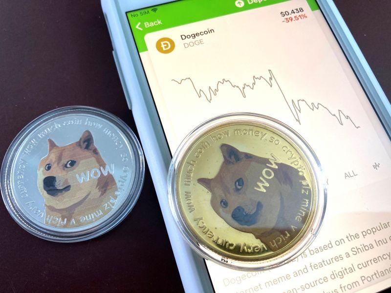 ▲電動車大廠特斯拉(Tesla)創辦人兼執行長馬斯克,日前力捧包含狗狗幣在內的加密貨幣。示意圖。(示意圖/美聯社/達志影像)