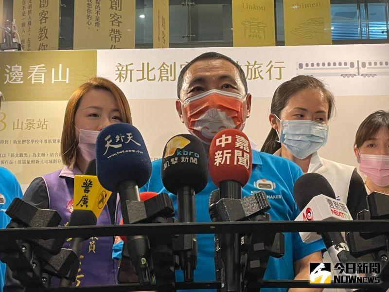 未接獲WHA邀請函 侯友宜:台灣有責任權利守護全球健康