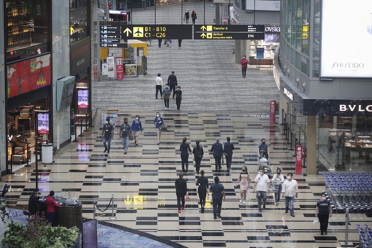 新加坡擴大開放邊境 11國已接種者入境免隔離