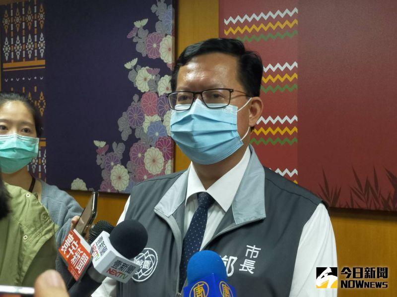 配合華航清零計畫2.0 桃市防疫管制延長至5月底