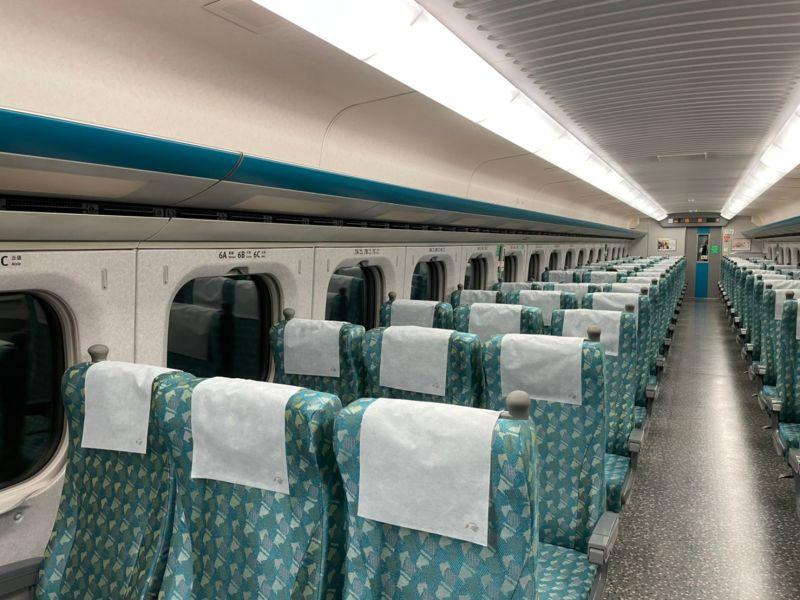 高鐵宣布減班近20% 取消車次開放退票