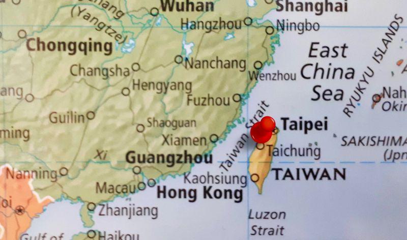 ▲台灣因為在半導體產業上有無可取代的地位,因此沒有任何國家希望台海陷入戰火。(圖/翻攝自 Pixabay)