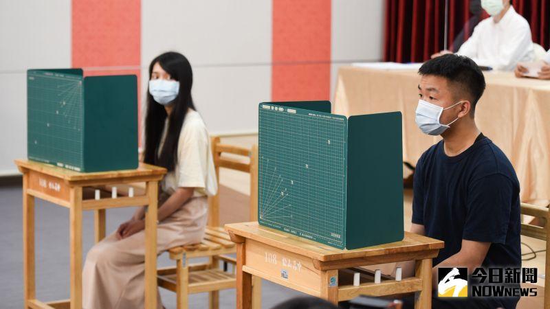 國中會考逢疫不平靜 首日共4名學生確診、161人要補考