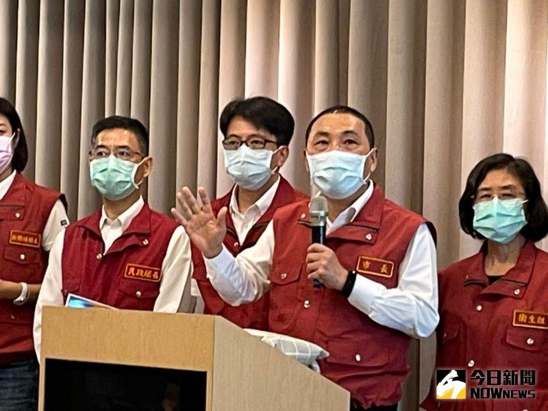 回應中央希望擴充防疫旅館 侯友宜:新北可再增607間
