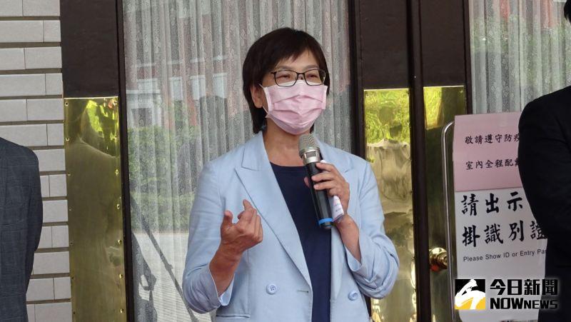 進入社區感染期 民眾黨立委呼籲踴躍打疫苗