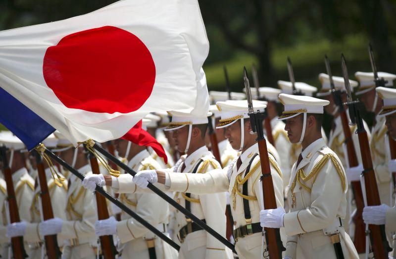▲日本防衛省已彙整2021年版「防衛白皮書」草案,對中國在台灣周邊軍事活動益加頻繁,首度提及「台灣情勢的穩定,對我國安全保障及國際社會穩定來說很重要」。資料照。(圖/美聯社/達志影像)