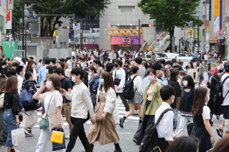 東京首見印度變種病毒株群聚感染 5同居男子確診