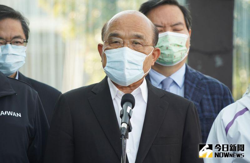 快訊/本土疫情爆!行政院1045緊急記者會 蘇貞昌親登場