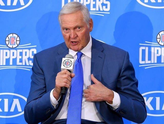 NBA/湖人隊史前5有詹皇沒自己?West:我感到被冒犯了