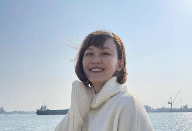 ▲廖芳潔宣布離開三立主播台。(圖/廖芳潔臉書)