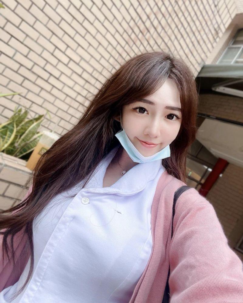 ▲身為護理師的怡葶在IG上有25萬粉絲。(圖/怡葶IG)