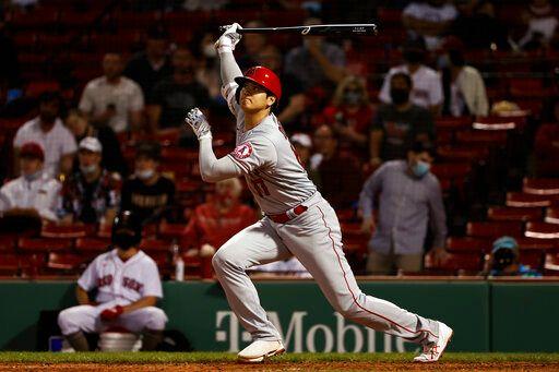 MLB/23轟!大谷翔平連3戰敲全壘打 產量破生涯單季新高