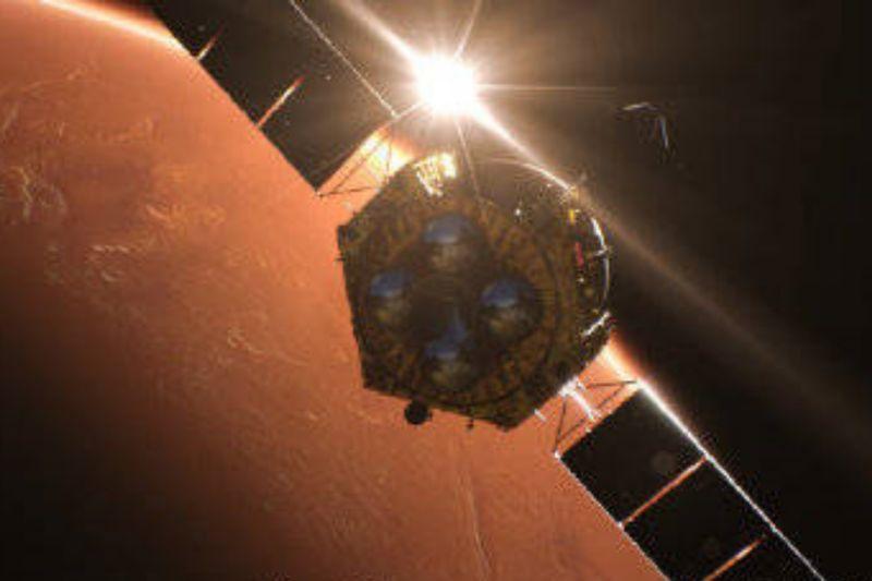 史上第二!中國探測器「天問一號」著陸火星