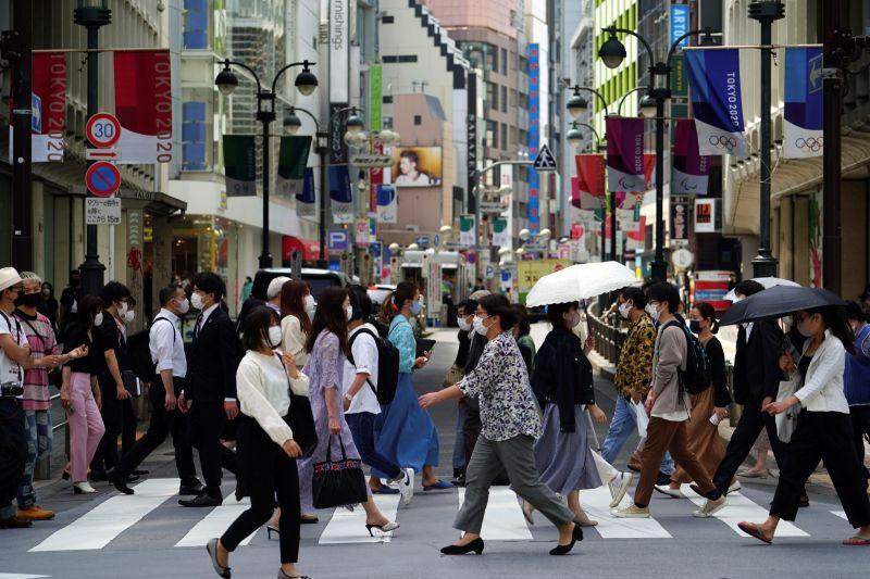 變種新冠病毒襲日 《NHK》:越來越多患者搞不清感染源