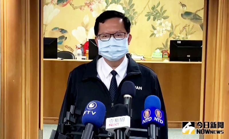 單日181本土確診 鄭文燦:桃園「準三級防疫警戒」