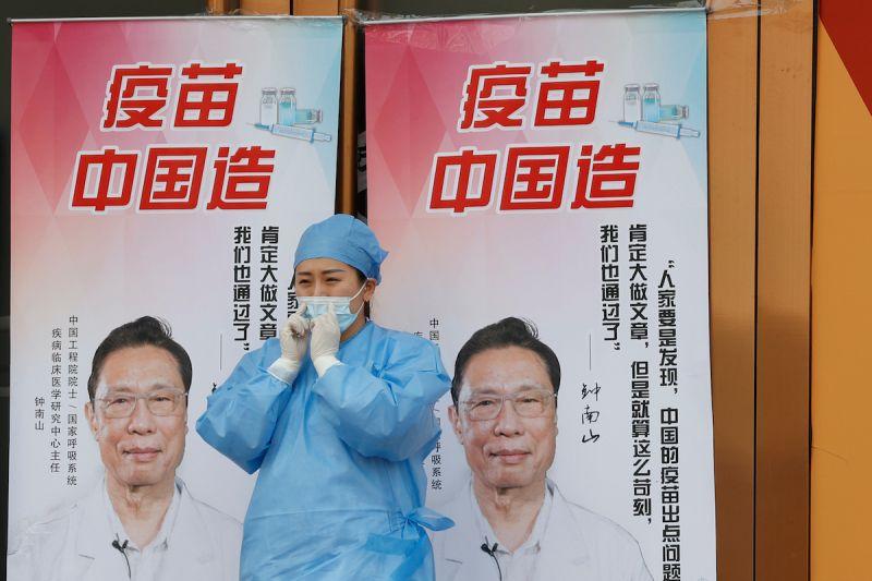香港接種中國疫苗 女子接種後抽搐命危、死亡案例頻傳