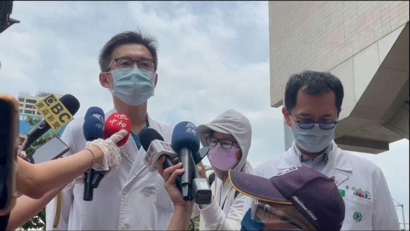 坦承院內7人確診 亞東醫院:目前無須封院