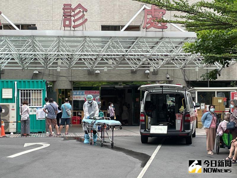 本土再添240例 亞東醫院老翁、萬華確診婦2人死亡