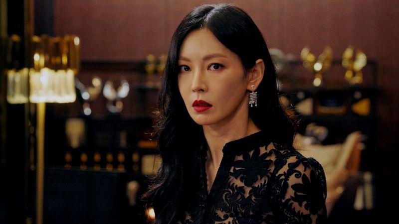 ▲金素妍曾因飾演的角色太壞,一度沒工作可接。(圖/東森戲劇台)