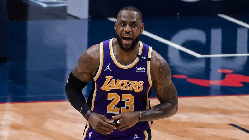NBA/AD受傷可能缺席天王山之戰 詹皇:其他人得站出來