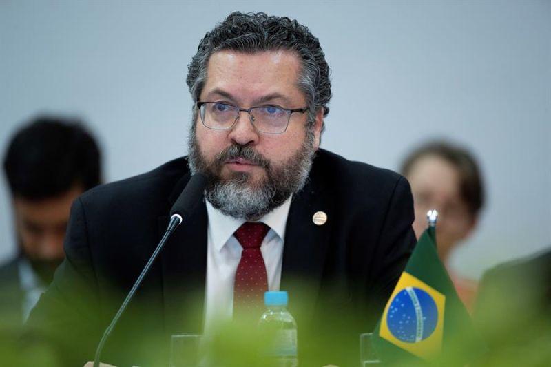 武漢肺炎真調會 巴西前外長否認反中言論
