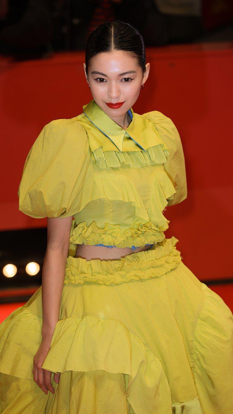 ▲二階堂富美是一位日本女演員、時裝模特兒。(圖/翻攝維基百科)
