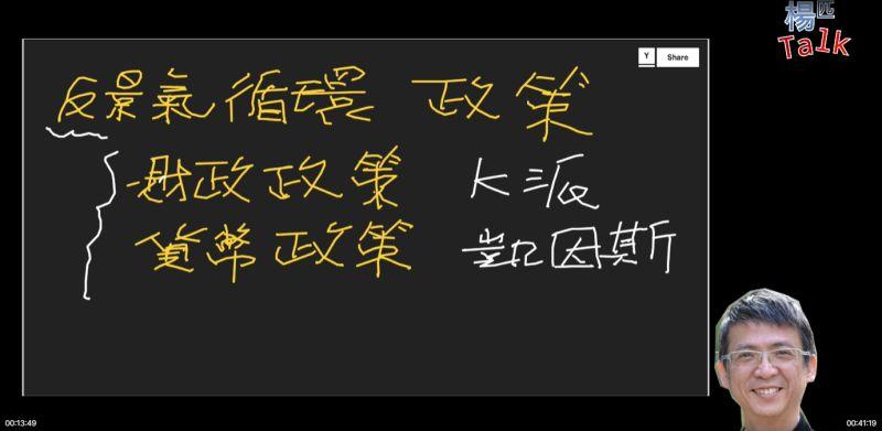 ▲中原大學的楊姓教授在直播平台授課,意外吸引上萬人觀看。(圖/翻攝Twitch頻道powebeyang)