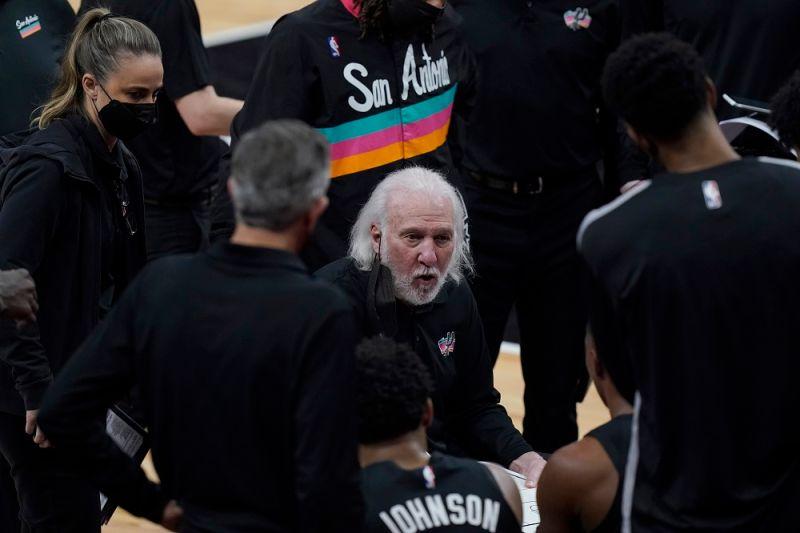 NBA/45年來首次!馬刺連2年無緣季後賽 寫難堪隊史紀錄