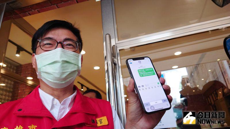 視察防疫旅館 陳其邁:員工每月加發3,000元津貼