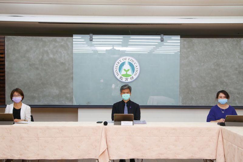 ▲台灣地區達80至100個補考考場將全面比照第二類試場辦理,因應分部9個考區的182名考生。(圖/教育部提供)