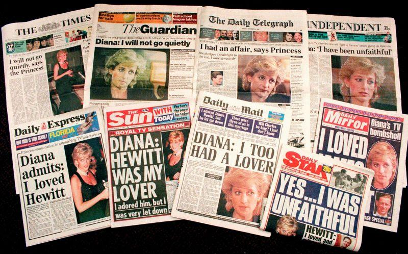 影/BBC記者騙黛妃受訪掀風暴 威廉王子怒:永不該播出
