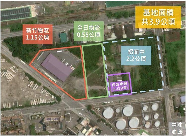 ▲台灣港務公司表示,花蓮港規畫物流專區,供業者作為物流中心、發貨中心、貨物儲運、加工、堆置場等使用。(圖/台灣港務公司提供)