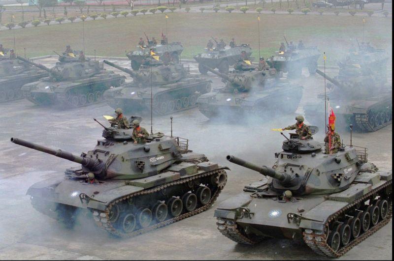 美軍823砲戰機密文件曝光!曾考慮對中國動用核武保台
