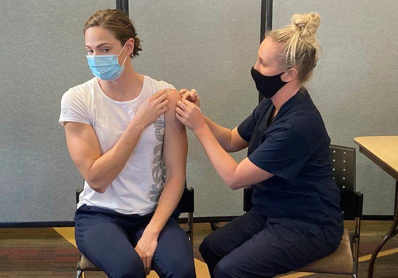 德國逾半人口已打2劑疫苗 距群體免疫仍有距離
