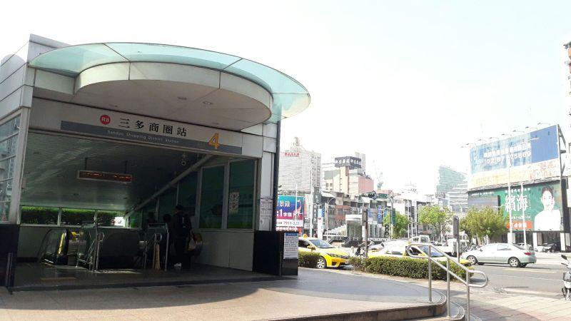 ▲三多商圈站是高雄捷運今年第一季交易最熱站點。(圖/NOWnews資料照片)