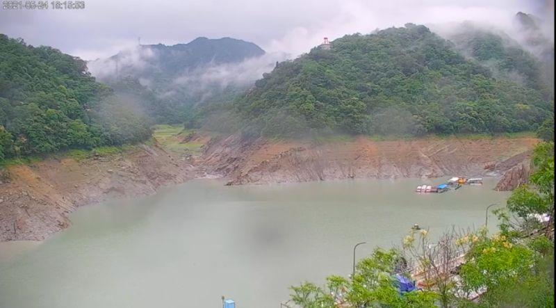 聽見下雨的聲音!集水區稍解渴 水庫啟動微調放水時間
