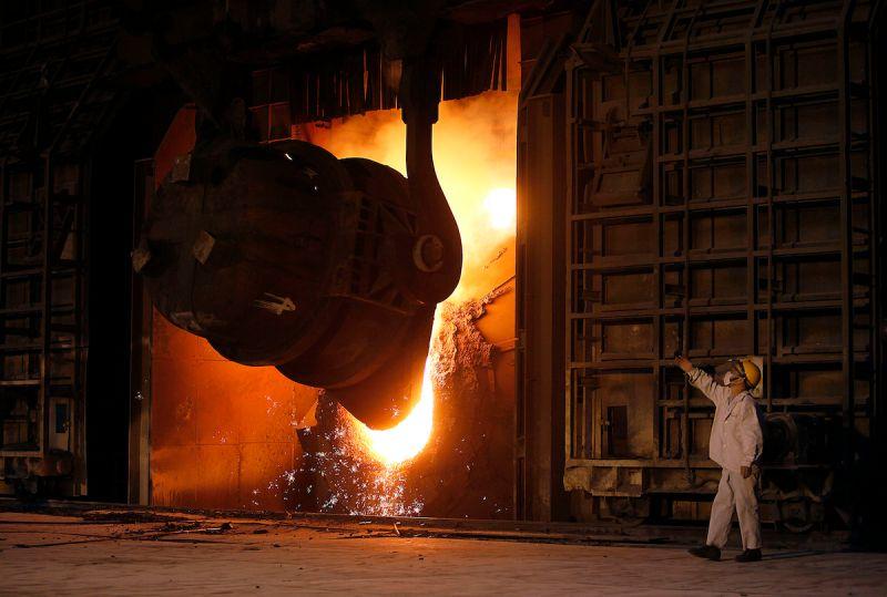 鋼鐵價格暴漲!中國5大監管部門約談企業 嚴禁亂抬價