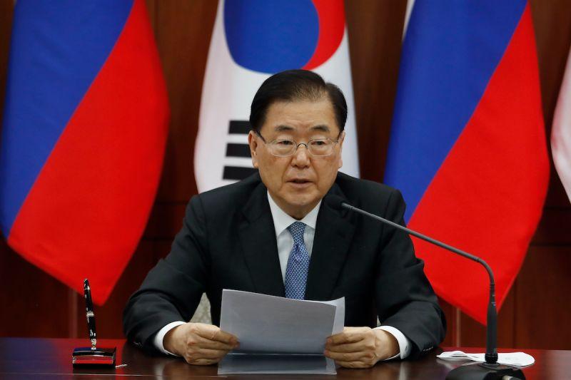 韓國外交部:日本取消原定雙邊領袖會談