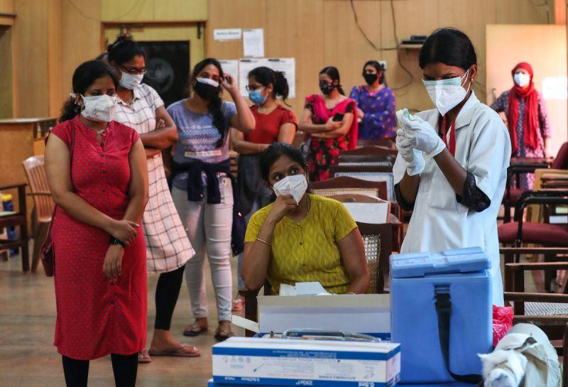 擔心第三波疫情來襲 印度正準備兒童用藥