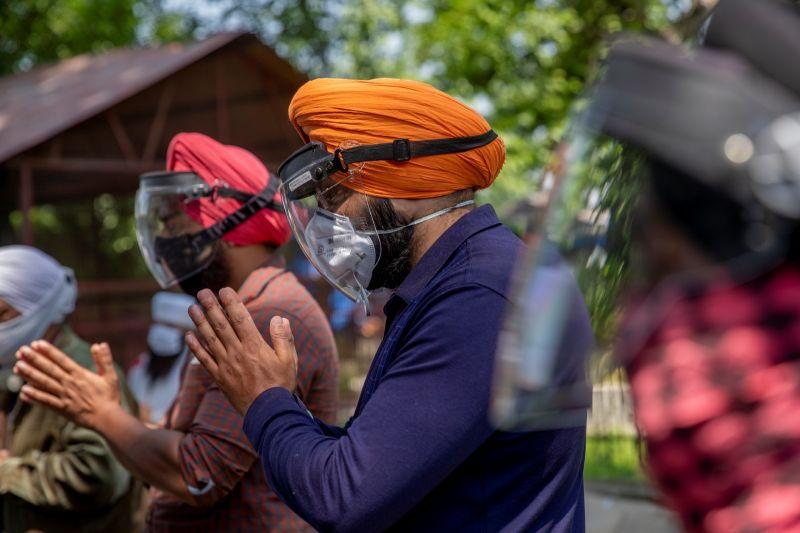 印度各大城市疫情趨緩 當局:慢慢鬆綁封鎖措施